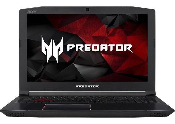 Notebook Gamer Acer Predator Helios 300 G3-572-75l9 I7 1060