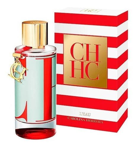 Imagen 1 de 1 de Perfume Mujer  Ch L'eau Edt 100 Ml De Carolina Herrera