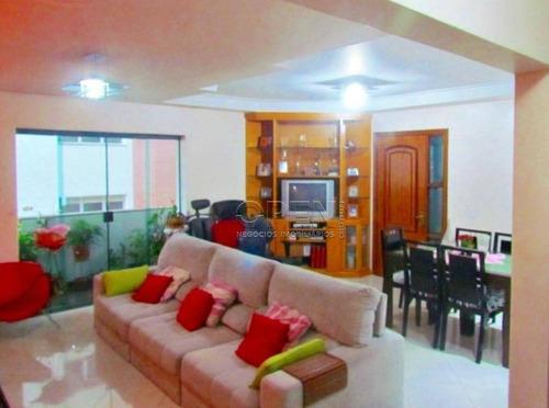 Imagem 1 de 7 de Apartamento Com 4 Dormitórios À Venda, 157 M² Por R$ 680.000,00 - Vila Bastos - Santo André/sp - Ap10459