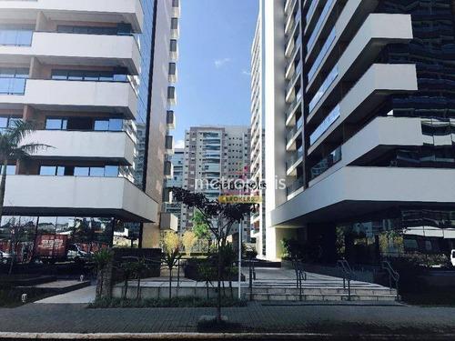 Imagem 1 de 10 de Sala Comercial À Venda, 52 M² Por R$ 480.000 - Cerâmica - São Caetano Do Sul/sp - Sa0900