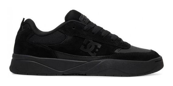 Zapatillas Dc Shoes Penza Negro Suela Negra 1202112001