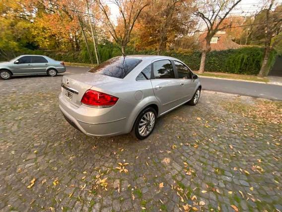 Fiat Linea 2016 1.8 Absolute 130cv Dualo,anticipo Y Cuotas$$