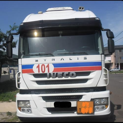 Iveco Stralis 410 2011 Financio 1º Caminhão Entr R$ 60.000