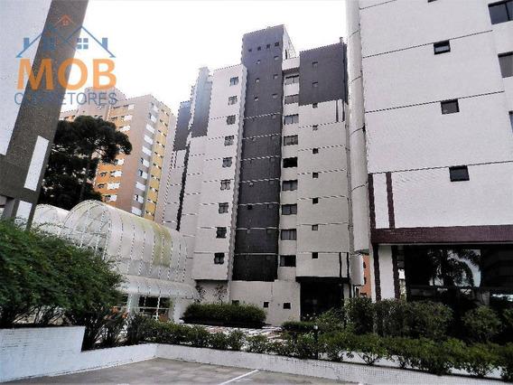 Linda Cobertura Duplex - Alto Padrão - Bigorrilho-batel - 4 Suítes - 4 Vagas - Co0020