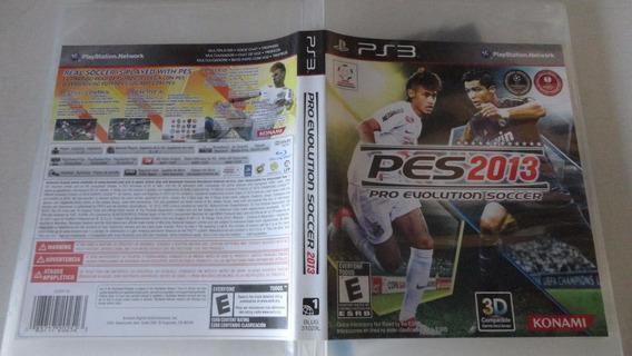 Ps3 Pes 2013 Pro Evolution Soccer