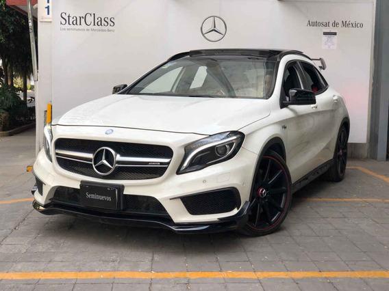 Mercedes-benz Clase Gla 2015 45 Amg Edition 1 L4 2.0 T Aut