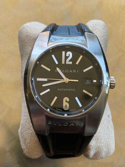 Relógio Bvlgari Ergon, Aço Inoxidável