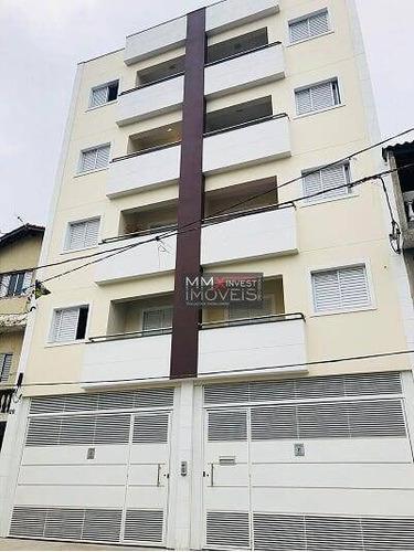 Imagem 1 de 12 de Apartamento Com 2 Dormitórios Para Alugar, 52 M² Por R$ 1.350,00/mês - Vila Amália (zona Norte) - São Paulo/sp - Ap0866