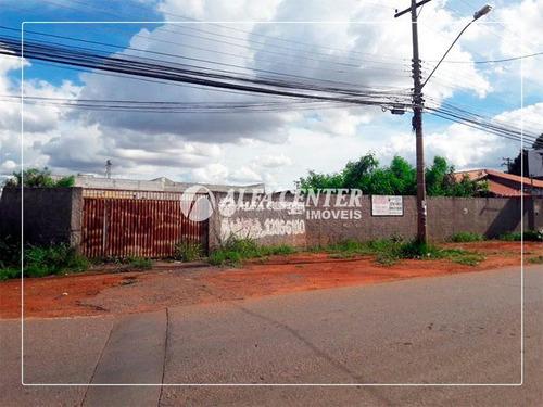 Área Para Alugar, 1967 M² Por R$ 3.900/mês - Setor Santos Dumont - Goiânia/go - Ar0099