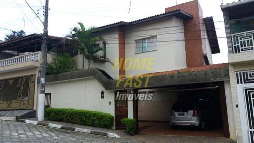 Imagem 1 de 26 de Sobrado Com 3 Dormitórios À Venda, 242 M² Por R$ 1.200.000 - Jardim Aida - Guarulhos/sp - So0520