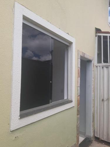 Casa Geminada Para Venda Em Ribeirão Das Neves, Sevilha (1ª Seção), 2 Dormitórios, 1 Banheiro - V141_1-1732682