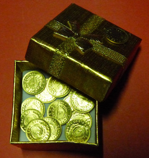 Anillos De Matrimonio (arras 13 Monedas Doradas Para Boda)