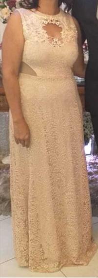 Vestido Longo Para Mãe Do Noivo Ou Da Noiva