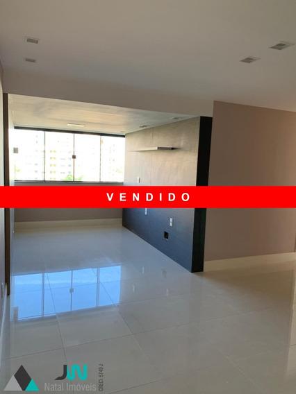 Residencial Ankara - Venda De Apartamento Em Lagoa Nova Com 3 Quartos, Sendo 1 Suíte - Ap03758 - 34148593