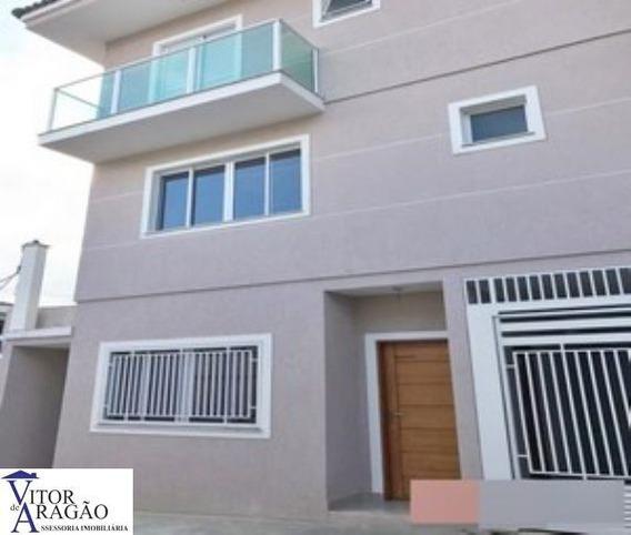03424 - Casa De Condominio 2 Dorms. (2 Suítes), Vila Dom Pedro Ii - São Paulo/sp - 3424