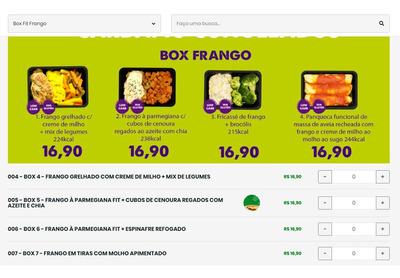 Delivery / Cardápio De Pedidos Via Whatsapp