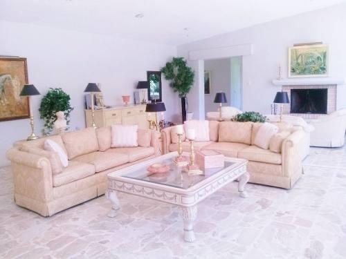 Casa Sola En Vista Hermosa / Cuernavaca - Vem-652-cs
