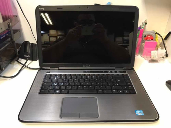 Notebook Dell Xps L502x 15 I5
