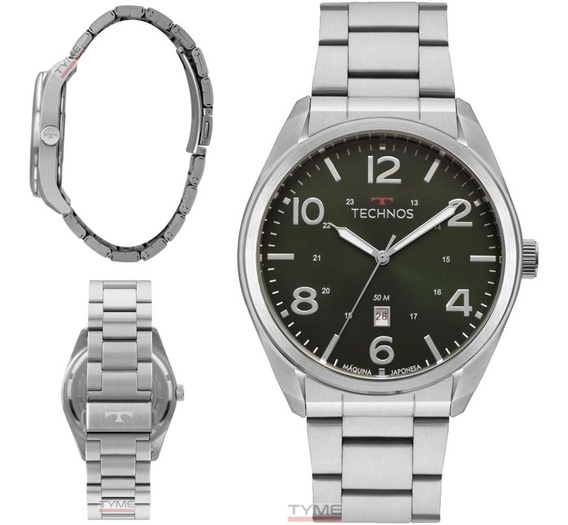 Relógio Technos Masculino Military 2115mta/1v C/ Nota Fiscal