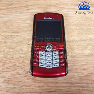 Celular Blackberry Perla 8100 Rojo Repuestos