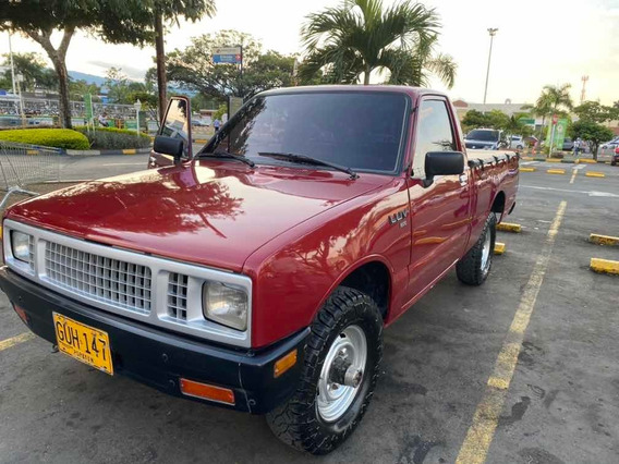Chevrolet Luv Chevrolet Luv 1.64x4