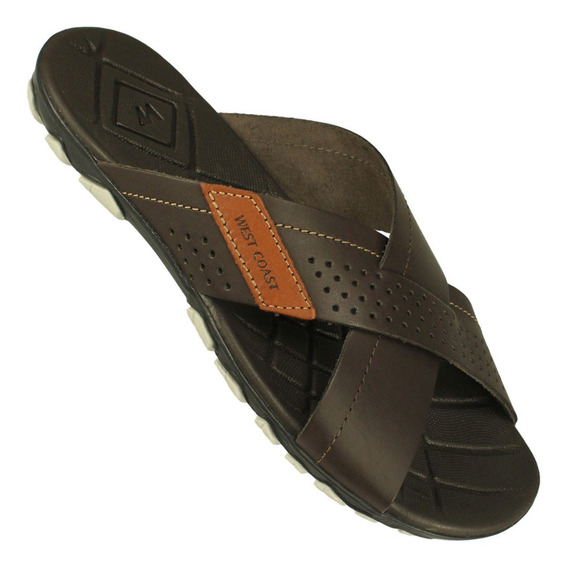 Chinelo West Coast Anilina Buffalo 18/20 Original Nfe Freecs