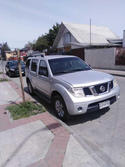 Vendo 4x4 Nissan Pathfinder Impecable Automática