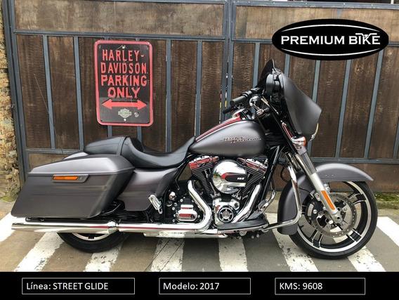 Harley-davidson Street Glide Mod 2017