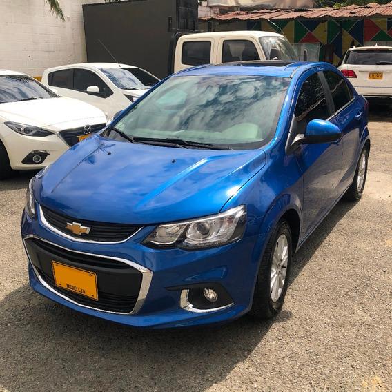 Chevrolet Sonic Lt 1.6 2018