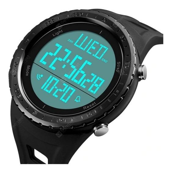 Relógio Masculino Skmei 1246 Digital Preto