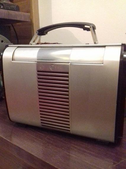 Rádio Rca Victor Antigo Valvulado Funcionando Ano 1947