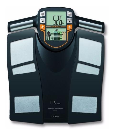 Bascula Tanita Bc-545 Segmental 20 Mediciones 150 Kg Grafica