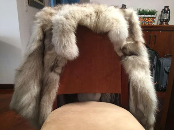 Casaco De Inverno Mink Original Em Perfeito Estado Novo!!