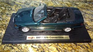 Miniatura Maisto Bmw 325i Conversível 1993 Escala 1/18