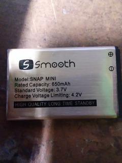 Bateria Pila Smooth