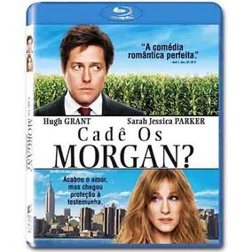 Blu-ray - Cadê Os Morgan?
