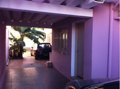 Casa Térrea Para Residência E Comércio Em Rua Sem Saída. - 57-im40422