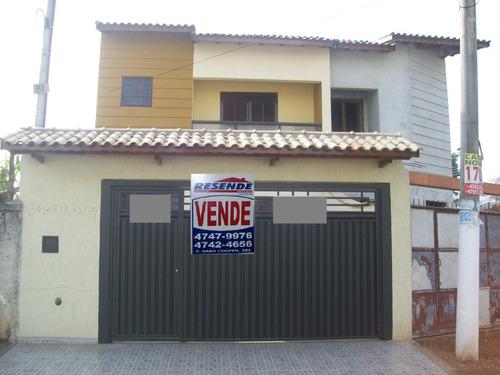 Imagem 1 de 1 de Sobrado À Venda 3 Dormitórios 2 Vagas Vila Urupês