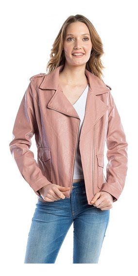 Campera Mujer Xl Extra Large Gimena Rosa