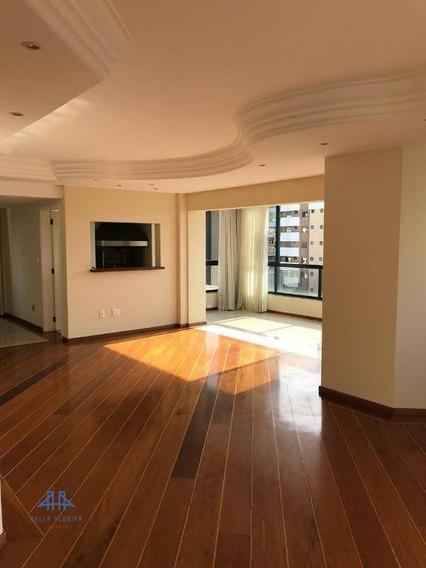 Apartamento Com 04 Dormitórios À Venda, 371 M² Por R$ 2.000.000 - Centro - Florianópolis/sc - Ap2474