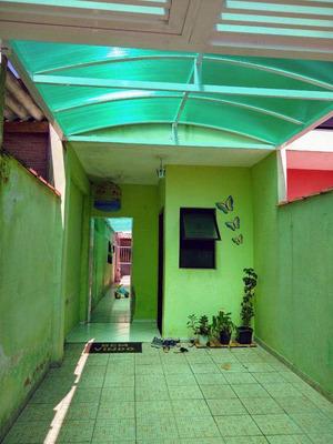 Casa Financiada Jardim Rio Branco, São Vicente - R$ 220 Mil, Co - V392