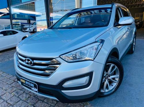 Imagem 1 de 15 de Hyundai Santa Fé 3.3 Mpfi 4x4 V6 270cv Gasolina 4p
