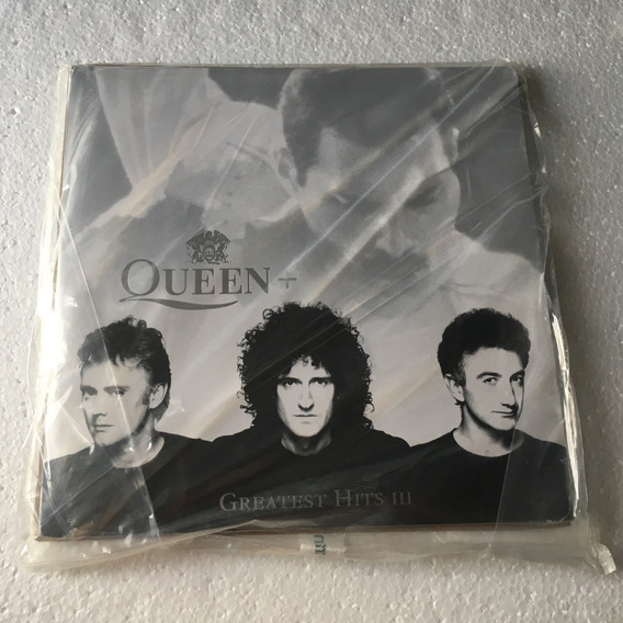 Queen Lp Greatest Hits 3 Vinil Lacrado 2018 Italy