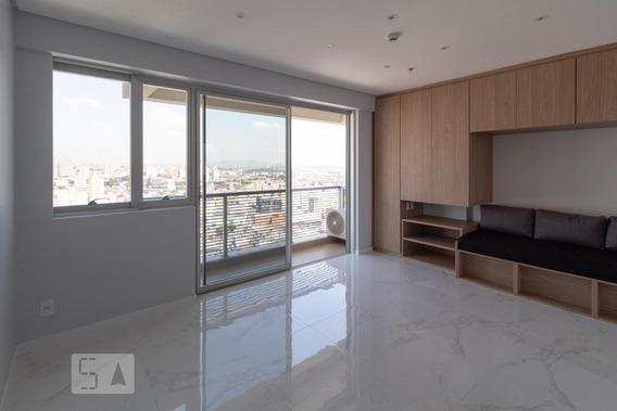 Apartamento Para Aluguel - Centro, 1 Quarto, 35 - 892883322