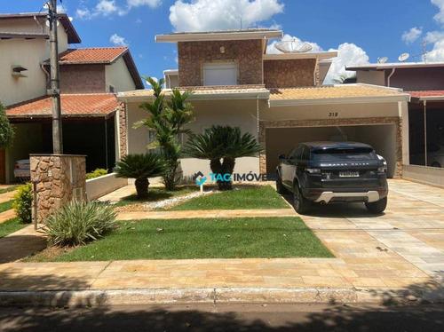 Casa Com 4 Dormitórios À Venda, 220 M² Por R$ 1.166.000,00 - Condomínio Okinawa - Paulínia/sp - Ca0979