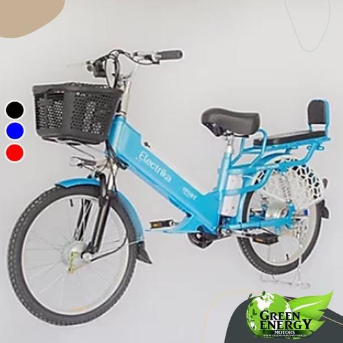Bicicleta Electrica Sport Litio 48v12ah Envios Nacionales