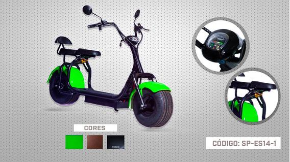 Scooter Elétrica Sp-es14-1
