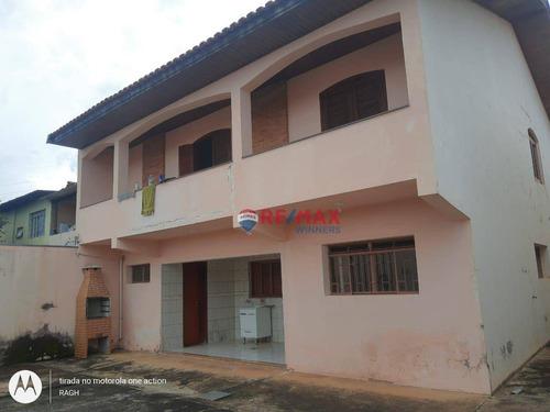 Imagem 1 de 30 de Sobrado Com 4 Dormitórios À Venda, 200 M² Por R$ 529.000,00 - Vila Bertini Ii - Americana/sp - So0004