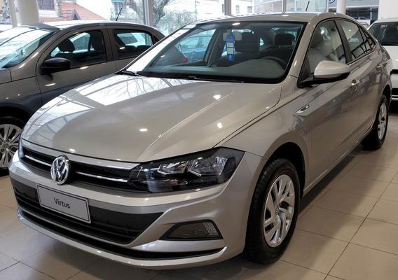 Volkswagen Virtus 1.6 Msi Trendline 2020 0 Km 3