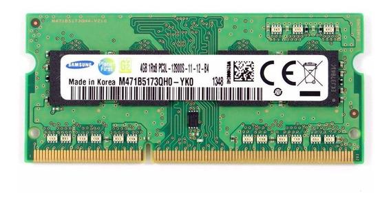Memoria Ram 4gb Samsung 1rx8pc3l-12800s-11-13-b4 M471b5173qh0-yk0